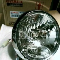 Great HEADLAMP LAMPU DEPAN SCORPIO Z ORIGINAL YAMAHA Best