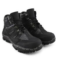 Jual sepatu docmart Sepatu Safety ujung Besi Pria Sepatu Proyek