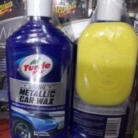 Turtle Metallic Paling Murah Car Wax