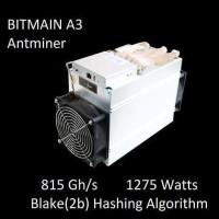 Bitmain Antminer A3 Bonus psu Bitmain cpu
