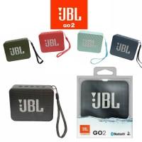 Portable Speaker Bluetooth JBL GO2 Speker Mini Wireless GO 2 / TG166 - Merah