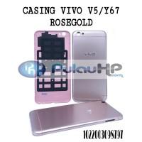 CASING/HOUSING/BACKDOOR VIVO V5.Y67 ROSEGOLD