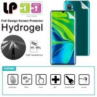 LP Hydrogel Front Back Guard Xiaomi Mi Note 10 Pro - Antigores Clear