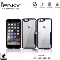 Iphone 7/8 Ipaky Case Armor Bumper Transparent Clear Fuze