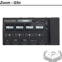 Zoom G5n Multi Effect Guitar Original G5 n Efek Gitar Pedal