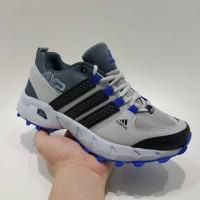 Sepatu Adidas AX2 Black Grey Blue