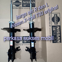 shockbreaker shock absorber depan nissan X-trail T30 original