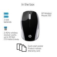Mouse HP Wireless 200 (Best Seller)