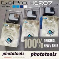Gopro Hero 7 White / Go pro Hero 7 White / Gopro Hero 7 GARANSI RESMI