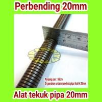 bending pipa 20mm / perbending 20mm / alat tekuk pipa listrik 20mm