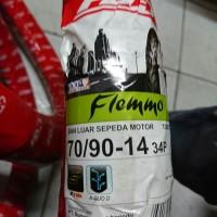Ban FDR Flemmo 70/90 ring 14 ban luar motor matic mio beat vario fino