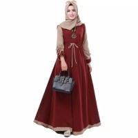 New Renata Dress Muslim | Grosir Baju Termurah & Terlaris