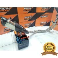 Knalpot Prospeed Viper R25 MT25 Fullsystem