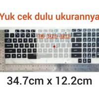 Keyboard Protector Asus ROG Strix GL503 FX504 FX63 FX80 S5AM G703 Hero