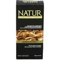 Natur Shampo Ginseng Extract 140 ml