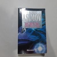 buku import berbahasa Jerman Nemesis by Isaac asimov