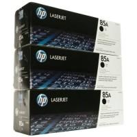 HP Toner Laserjet 85A CE285A,for 1102 - Hitam