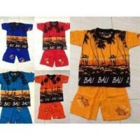 Baju Anak / Setelan Anak/ Kaos Anak Bali Pantai