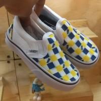 Sepatu Anak Vans Slip On size 21 sd 35
