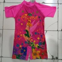 Baju renang anak perempuan anak umur 5 - 7 tahun karakter