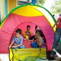 Tenda Mainan Anak Besar 1.6 M Mainan kolam tidur Tenda rumah