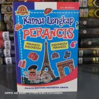 Kamus Lengkap Bahasa Perancis - Indonesia