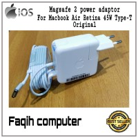Adaptor Charger Original Apple Macbook Air A1465 A1466 A1345 A1436