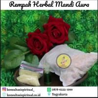 Rempah Herbal Mandi Aura/ Mandi Aura