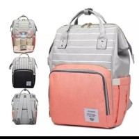 Mommy Bag - Anello Diapers - Tas Anello - Ransel Anello Import Besar