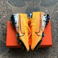 Sepatu Bola Nike Mercurial Superfly 7 Elite Laser Orange FG