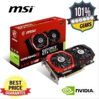VGA Gaming MSI Geforce GTX 1050 TI GAMING X 4GB DDR5 128-bit New