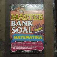 BUKU MASTER BANK SOAL MATEMATIKA SD MI KELAS 4 5 6