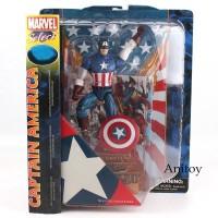 Action Figure Marvel Captain America untuk Koleksi