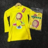 Kaos Nussa Rara Panjang - Baju Nussa Rara anak dewasa - Couple Keluarg