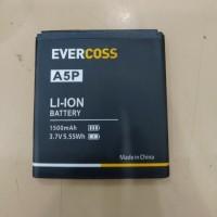 Batre Batere Baterai Battery EVERCOSS A5P A12B A35B