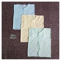 ZBB01 Baju Kutung Bayi Polos Newborn Arimbi 0-3 Bulan