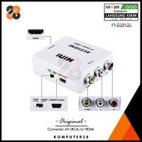 Minibox AV2HDMI RCA Composite AV to HDMI HD Video Converter