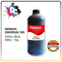 Tinta Refill Isi Ulang Printer HP Canon Epson Brother Inknesia 1kg