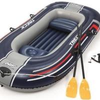 Perahu Karet bisa 2-3 orang Sama Dayung,Panjang 255cm