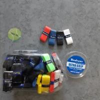 Grip Toalson Ultra Single Badminton / Tenis - Hitam