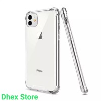 iPhone 11 Pro Max Softcase Anticrack Clear Case Silicon Transparan