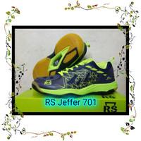 New Arrival Sepatu Badminton Rs Jf 701 . Rs Jeffer 701 Original