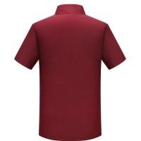 HOT SALE Kemeja Cheongsam Pria Merah Baju Kostum Imlek Congsam Pria