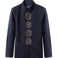 HOT SALE Jas Kemeja Cheongsam Oriental Baju Imlek Pria Congsam Bagus