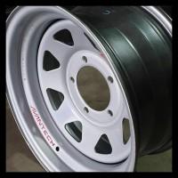 Promo Velg Avantech Taf/Jimny/Katana/Hi-Land 15' Silver Metallic