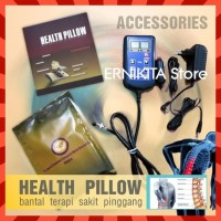 Health Pillow Bantal Kesehatan Tulang Belakang Terapi Sakit Pinggang