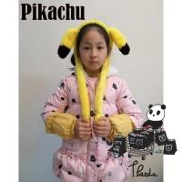 Bando Telinga Gerak Kelinci Pikachu Cosplay KPop/ Bunny Dance Headband