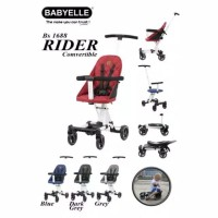 Original Product Baby Elle Rider Compact Stroller Convertible Stroler