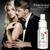 Gold couple pheromone parfum pemikat lawan jenis | Made in USA