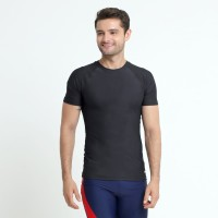 Neowave Lucky Rash Guard Big Size Baju Renang Pria Black